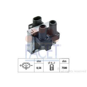 Ignition Coil 9.6046 PANDA (169) 1.2 MY 2012