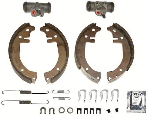 TRW Brake Kit BK1007 Bremsensatz, Trommelbremse