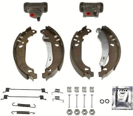 TRW Brake Kit BK1049 Bremsensatz, Trommelbremse