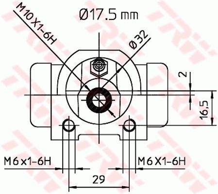 Radzylinder TRW BWC227 Bewertung