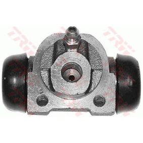 Radbremszylinder Ø: 17,5mm mit OEM-Nummer 77 01 040 850