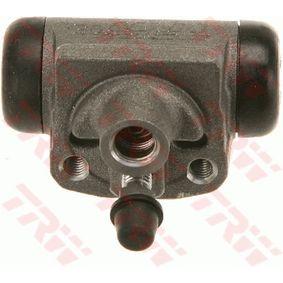 Radbremszylinder Ø: 17,5mm mit OEM-Nummer 47560-87508