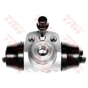 Radbremszylinder Ø: 19,05mm mit OEM-Nummer 6Q0 611 053 B