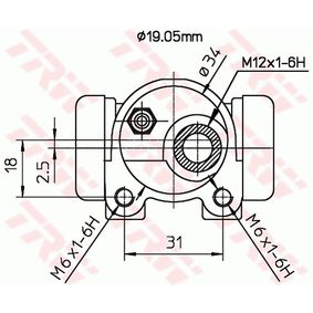 TRW BWD123 Bewertung