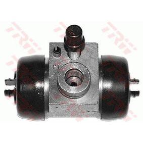 Cilindretto freno Ø: 19mm con OEM Numero GWC1102