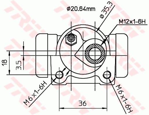 Radzylinder TRW BWF167 Bewertung