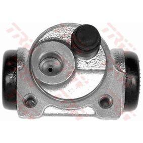 Radbremszylinder Ø: 20,6mm mit OEM-Nummer 7701 035 311