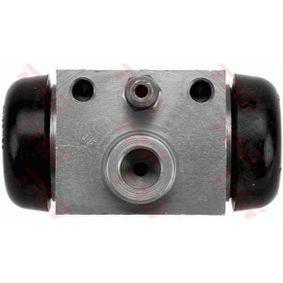 Wheel Brake Cylinder BWF307 PUNTO (188) 1.2 16V 80 MY 2002