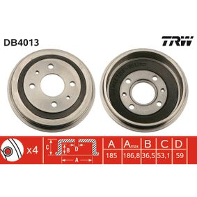 DB4013 TRW DB4013 in Original Qualität