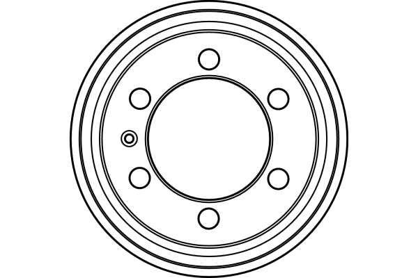 Bremstrommel TRW DB4071 Bewertung