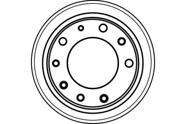 Bremstrommel TRW DB4076 Bewertung