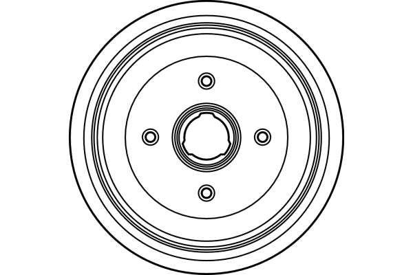 Bremstrommel TRW DB4082 Bewertung