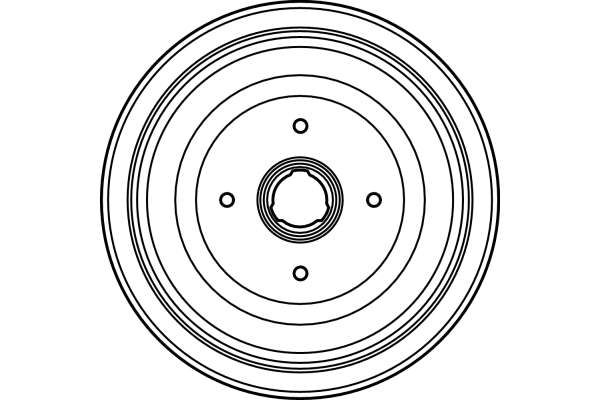 Bremstrommel TRW DB4083 Bewertung
