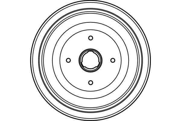 Bremstrommel TRW DB4085 Bewertung