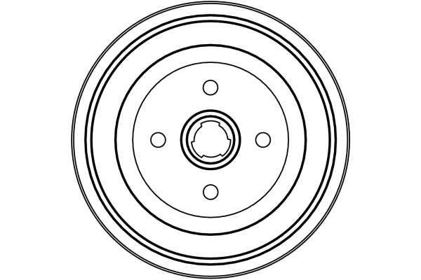 Bremstrommel TRW DB4088 Bewertung