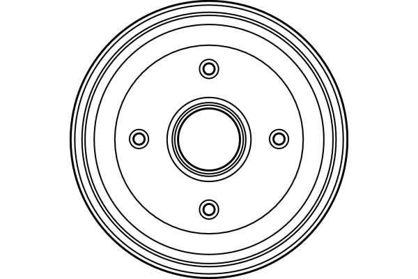 Bremstrommel TRW DB4090 Bewertung