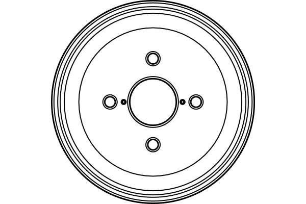 Bremstrommel TRW DB4098 Bewertung
