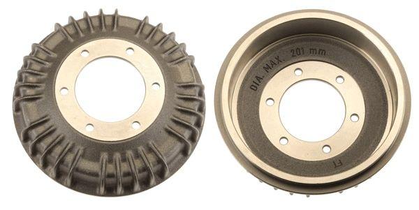 Bremstrommeln DB4125 TRW DB4125 in Original Qualität