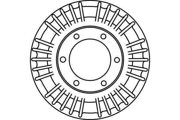 Bremstrommel TRW DB4125 Bewertung