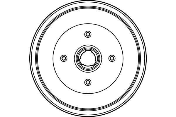 Bremstrommel TRW DB4127 Bewertung