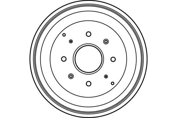 Bremstrommel TRW DB4131 Bewertung