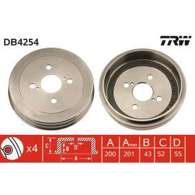 DB4254 TRW DB4254 in Original Qualität