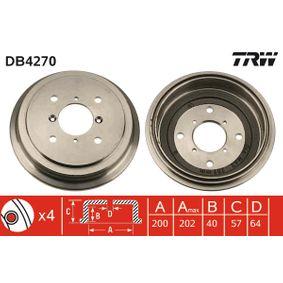 Bremstrommel Art. Nr. DB4270 120,00€