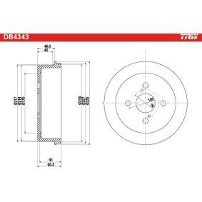 TRW DB4343 Bewertung