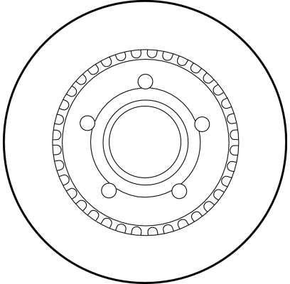 Scheibenbremsen TRW DF1528 Bewertung
