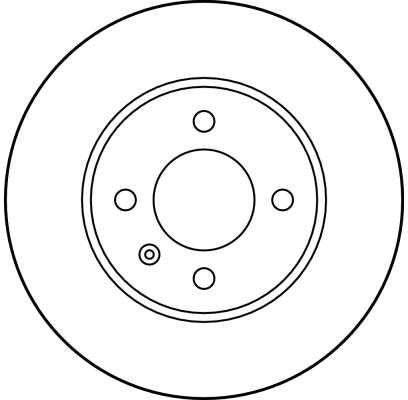 Disco de freno TRW DF1532 evaluación