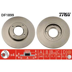 DF1899 TRW DF1899 in Original Qualität