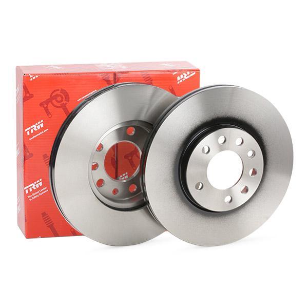 Bremsscheiben DF2778S TRW DF2778S in Original Qualität