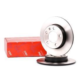 Depósito Compensación de Dirección Asistida SEAT LEON (1M1) 1.9 TDI de Año 10.2005 100 CV: Disco de freno (DF2805) para de TRW