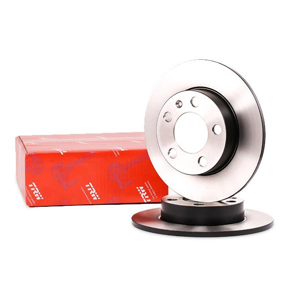 Disc Brakes TRW DF2805 expert knowledge