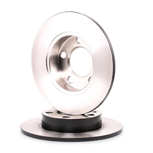 Disc Brakes TRW DF2805 3322937204946