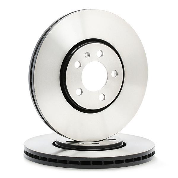 Discos de Freno TRW DF4027 3322937237104