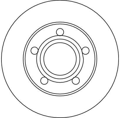 Scheibenbremsen TRW DF4038 Bewertung
