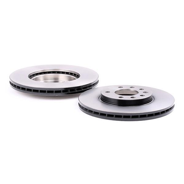 Disc Brakes TRW DF4048 3322937520947