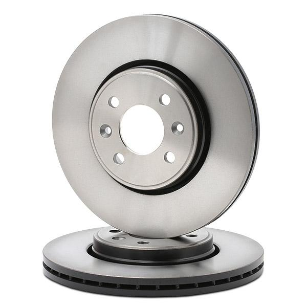 Discos de Freno TRW DF4110 3322937284252