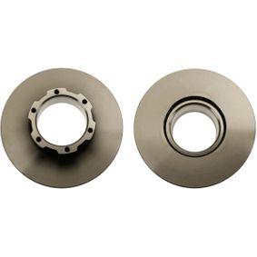 Bremsscheibe Bremsscheibendicke: 30mm, Lochanzahl: 6, Ø: 304mm mit OEM-Nummer 6684210112