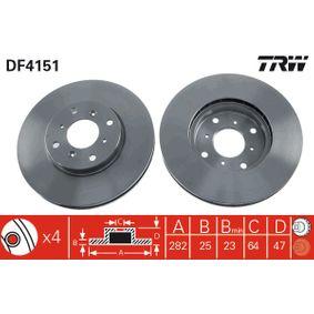 Bremsscheibe Art. Nr. DF4151 120,00€