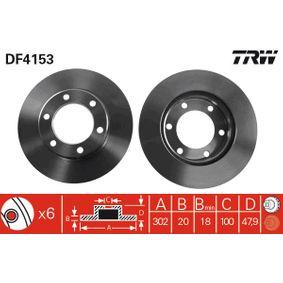 Bremsscheibe Art. Nr. DF4153 120,00€