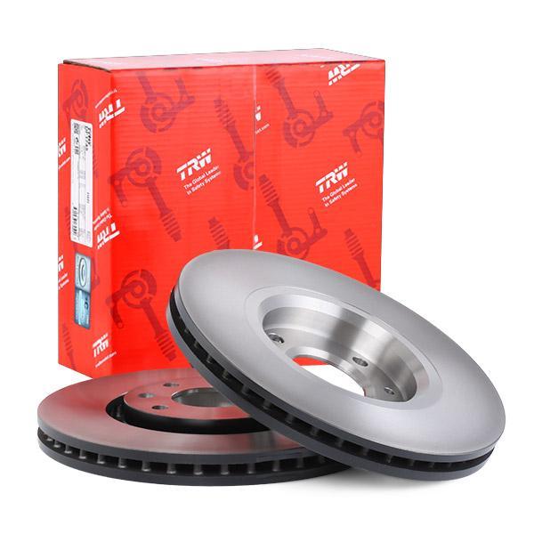 Discos de Freno TRW DF4183 3322937320103