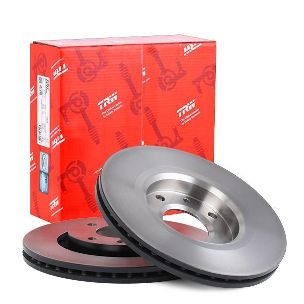 Discos de Freno TRW DF4184 3322937320110