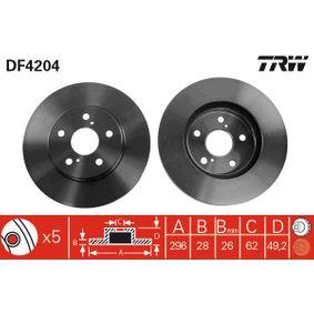 Bremsscheibe Art. Nr. DF4204 120,00€