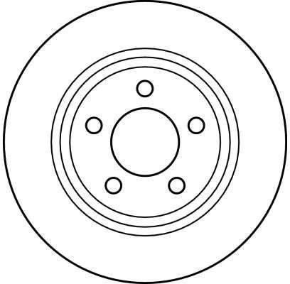 Scheibenbremsen TRW DF4207 Bewertung