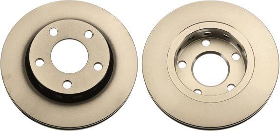 Bremsscheiben DF4210 TRW DF4210 in Original Qualität