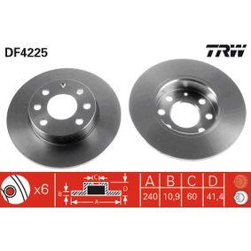 Bremsscheibe Art. Nr. DF4225 120,00€
