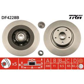 Bremsscheibe Art. Nr. DF4228BS 120,00€