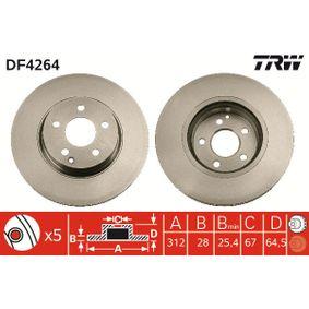Bremsscheibe Art. Nr. DF4264 120,00€
